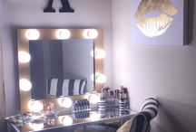 Make-up vanities