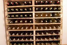 Caisse à vin