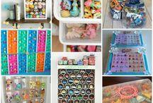 Tsum Tsum Display Ideas