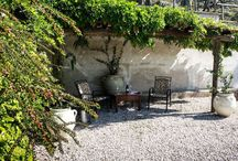 Outside Areas at Casale San Pietro / Tranquillity within the olive groves.  is a perfect description of the space which surrounds Casale San Pietro.  We have created lots of space all around to sit and relax and take some quiet time if needed.