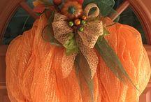 dekorace podzimu