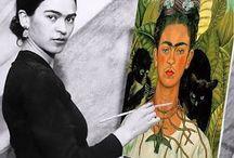 Frida  Khalo / by Vicente Martinez