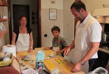 Cooking School for Families in Italy near Venice / Cooking School for Families in Italy  Mama Isa's Cooking School in Padova near Venice Italy offers cooking classes designed for entire families — an unusual twist on summer vacation fun!!!!  The pasta class is limited to just 4-6 people, but offers moms, dads and little ones alike first-hand experience in making fresh egg pasta from scratch. http://isacookinpadua.altervista.org #travelwithkids #travel #vacation #italy
