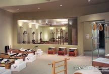 Pilates estúdios