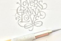Typeography/Design / by Kirsten Scobee