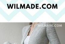 Crochet pattern - cardigans
