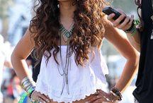 festival hair ❤