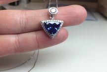 Custom Creations By GGJ / Custom jewelry created by our very own Jeweler, David Luckie #feelingluckie