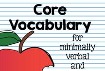 Core Vocabulary