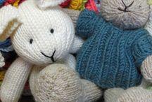 small, tiny, knits