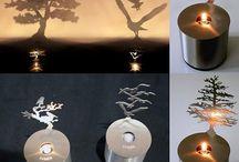 Candele,candles,свещи