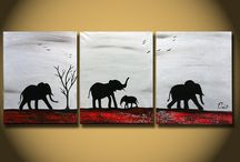 Elephants / by Samantha Ann