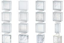 Basic Collection Glazen Bouwstenen / Basic Collection Glazen Bouwstenen #glassblocks #glasdallen #glas