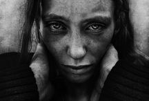 Homeless &  Forgotten includes work by Lee. Jeffries