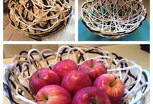 Home Decor / Create your own bowl out of yarn!