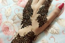 Awesome henna for hands...