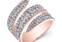 Rings / by Anne Sisteron Fine Jewelry