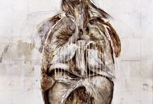 There is a cage inside me / Nunzio Paci Artwork