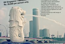 Singapore & Malaysia tour package / 6N/ 7D Singapore + Malaysia tour package.