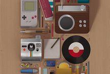 Organisation / Stuff neatly organised