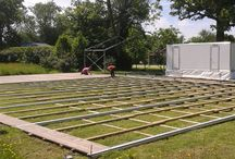 Construction of Marquees