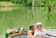 svatba u vody