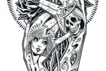 Drawings/ tattoo ideas! / Drawings paintings computer art / by Marisha Meza