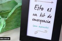 Kit emergencia boda