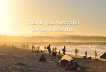 #ThankYouAustralia 2013 / Australia is good to us. It is a unique and special home - in culture, climate, landscape and opportunity. For Australia Day 2013, thousands of people across the country and around the globe gave a little back by coming together and saying thanks. Here are our 10 winning entries - view them all at www.aussievault.com.au/thankyou. 