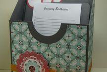 Card Sets/Packaging / by Kristine Kubitz Fossmeyer