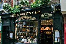 stuff: cafes and stores