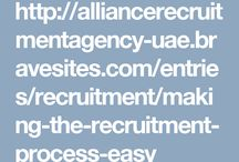 Making The Recruitment Process Easy