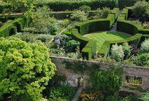 Trädgårdar i Europa