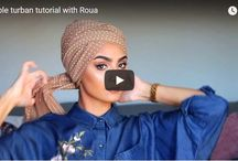 tuto hyjab turban