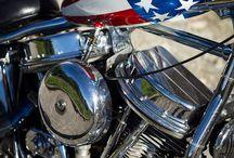 American bikes / by Matt Ramsey