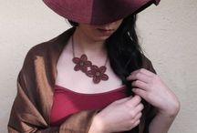 crochet jewelry / Beautiful crochet jewelry