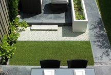 MODERN BACKYARD / Simply modern.