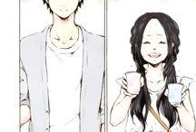 Manga moment