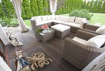Outdoor Living / Outdoor living spaces