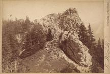 Tatra Mountains in old photography / PL: Tatry w starej fotografii.