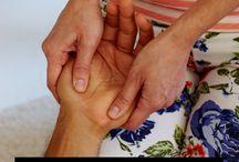 Massasje/hjelp mot div smerter
