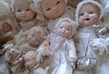 Old [porcelain] dolls