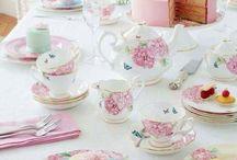 Tea parties