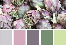 COLOUR INSPIRATION FOR CRAFT / FAVOURITE COLOURS COMBO'S FOR PAPERCRAFTING