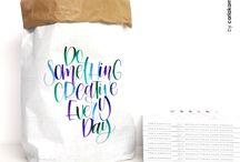 brushlettering | by CARLA KAMPHUIS