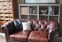 Living room ideas x / by Lah Di Dahs