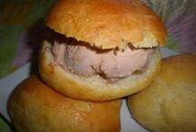 Bread, rolls,buns, breadsticks
