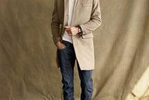 Men's Fashion / by David Shelton