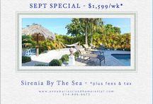 L@@K at these DEALS!!! / Vacation Rentals - Last Minute Deals Anna Maria Island, Florida / by Anna Maria Island Beach Life