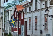 Gästrikland / Platser i Gästrikland jag varit på eller i.